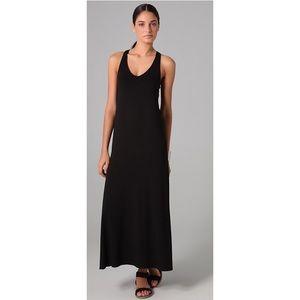 Vince Maxi Dress in Black